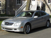 2004 Mercedes-Benz CL-Class Kompressor Sport 1,8 L Coupé (2por)