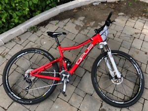 2015 Opus Prime 3.0 29er Bicycle - Red - Excellent Condition
