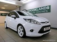 Ford Fiesta 1.6 S1600 [LEATHER and HEATED SEATS]