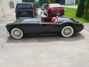 1960 MGA 1600 mint condition