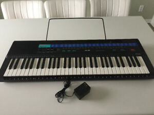 Piano synthétizer CASIO CT-615 C210 sound Tone Bank