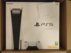Sony PlayStation 5 Console Disc Edition PS5