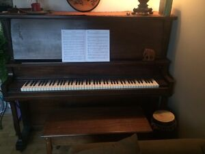 piano for sale 225$ West Island Greater Montréal image 2
