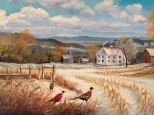 Acrylic Paintings 16*20