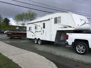 Fifth wheel Extreme 2008