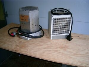 heater electric and propane