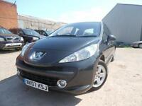 PEUGEOT 207 SPORT 1.4 PETROL 12 MONTHS FULL SERVICE HISTORY