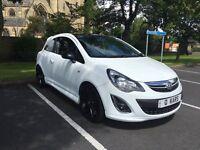 2012 (62) Vauxhall Corsa 1.2 Limited Edition 3DR / 48k FSH / 12 Months MOT / 3 month warranty