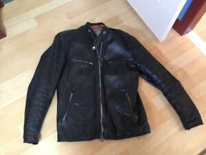 manteau et pantalon de moto pour homme