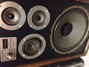Receiver with speakers new price!