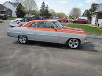 1966 Nova SS Pro-Touring