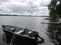 Outboard Motor Mercury 20HP