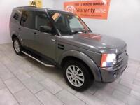 2009 Land Rover Discovery 3 2.7TD V6 auto SE ***BUY FOR ONLY £69 PER WEEK***