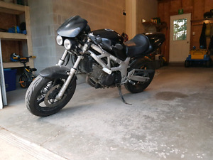 SV650 Streetfighter - Want to sell asap