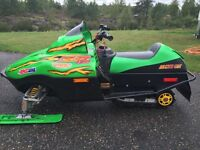 Kids arctic cat z120