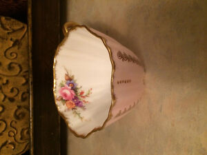 Foley bone china 1850 tcup and saucer