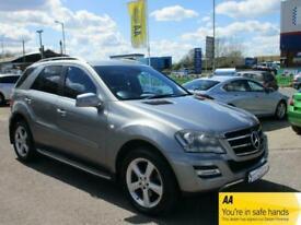 image for 2011 Mercedes-Benz M Class ML350 CDI BLUEEFFICIENCY GRAND EDITION Auto Estate Di