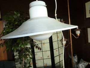 Industrial Style Pendent Light