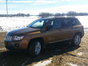 70th Anniversary Limited Edition Jeep Compass