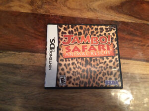 Jambo! Safari, animal rescue  (Excellente condition!!)