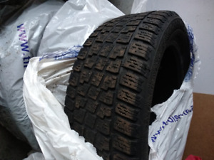 Used winter tires. Set of 4