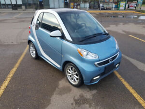 2014 Smart Fortwo Coupe - Electric Drive