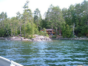 Gorgeous Sunsets, Amazing View, Cabin on Lake Temagami