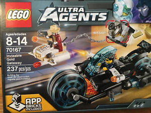 Ultra Agents-Lego Set #70167