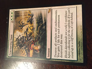 Magic the gathering. Fracturing gust