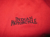 Brand New Indian Motorcycle Athletic Wicker-Wear Sport Top