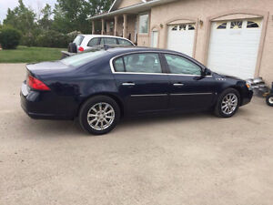 ESTATE SALE 2009 Buick lucerne CXL