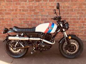 NEW Lexmoto Tempest 125 learner legal – own this bike for only £10.60 a week