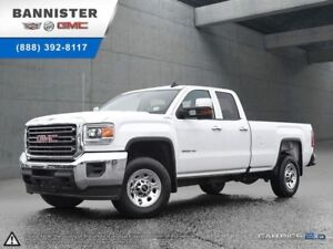 2017 GMC Sierra 3500HD Double Cab 4x4 SLE