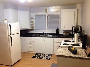 Upgraded Duplex uptown, with 2 bedrooms in each unit!