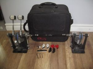PEARL POWER SHIFTER ELIMINATOR DOUBLE PEDAL P-2002C