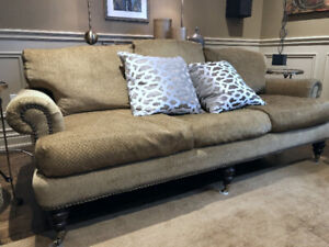 Lillian August family room furniture in great condition