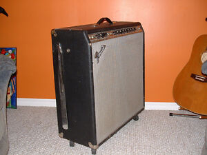 Early 70's Fender Super Reverb