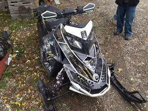 2008 mxz 800  Kitchener / Waterloo Kitchener Area image 2