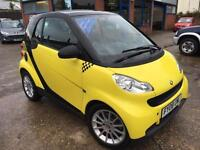 Smart fortwo 1.0 ( 71bhp ) Passion 2008 AUTOMATIC*** 57,964 MILES F.S.H***