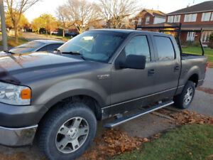2006 Ford F150 Supercrew 4x4 190000km!