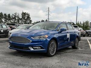 2018 Ford Fusion Titanium  - Leather Seats -  Bluetooth - $105.4