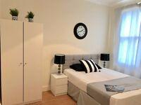 Modern db room w/fireplace-all bills incl! Fulham/Pars Green-NEW!