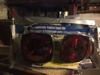 Submersible Trailer lights new