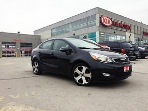 2013 Kia Rio SX | LEATHER | SUNROOF | NAVI