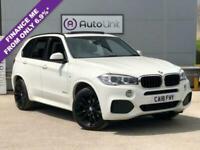2018 BMW X5 3.0 XDRIVE30D M SPORT + PAN ROOF + 360 CAMERA + MORE