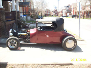 1926 Ford Roadster Rat Rod