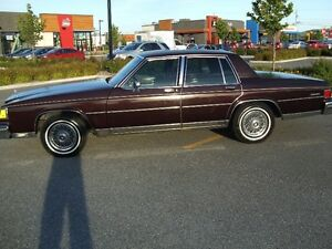 BUICK 1985 LESABRE LIMITED ÉDITION COLLECTOR