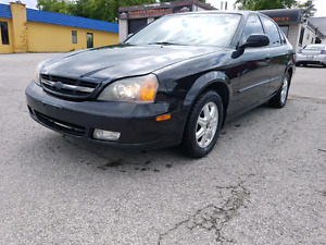 2004 CHEVROLET EPICA LS  Safety and E-Tested
