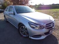 2013 Mercedes Benz E Class E220 CDI SE 4dr 7G Tronic DAB! Sat Nav! Heated Sea...