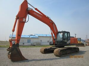 2012 Hitachi ZX250LC-5N Excavator / 2 buckets for sale! $129,500
